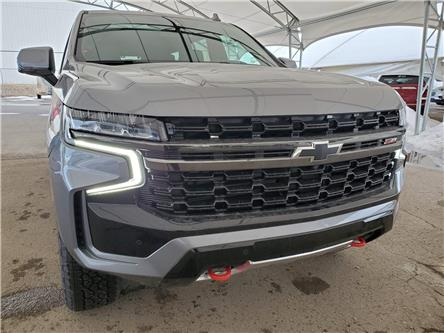 2021 Chevrolet Tahoe Z71 (Stk: 188850) in AIRDRIE - Image 1 of 34