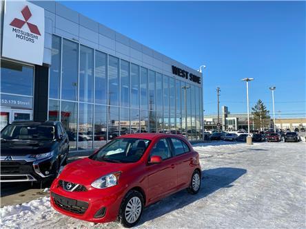 2017 Nissan Micra SV (Stk: BM3962) in Edmonton - Image 1 of 17
