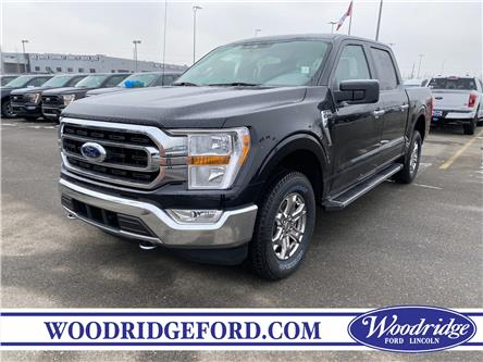 2021 Ford F-150 XLT (Stk: M-523) in Calgary - Image 1 of 5