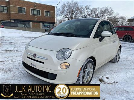 2012 Fiat 500 Pop (Stk: K521) in Montréal - Image 1 of 15