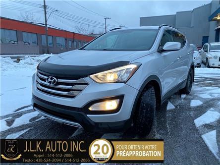2014 Hyundai Santa Fe Sport 2.0T Premium (Stk: K503) in Montréal - Image 1 of 14