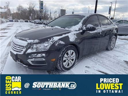 2015 Chevrolet Cruze 1LT (Stk: 2100943) in OTTAWA - Image 1 of 26