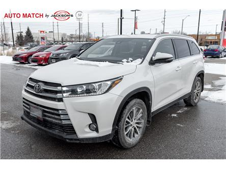 2019 Toyota Highlander XLE (Stk: U7030A) in Barrie - Image 1 of 3