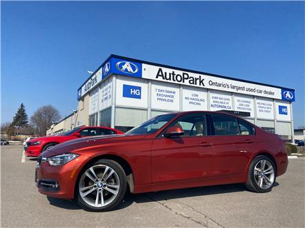 2018 BMW 330i xDrive (Stk: 18-67691) in Brampton - Image 1 of 23