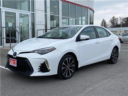 2017 Toyota Corolla SE (Stk: CX021A) in Cobourg - Image 1 of 26