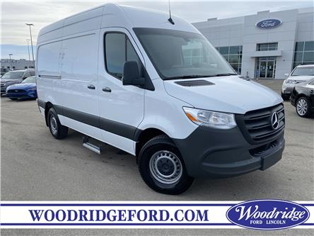 2020 Mercedes-Benz Sprinter 2500 Standard Roof V6 (Stk: 17788) in Calgary - Image 1 of 18