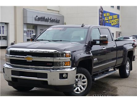 2016 Chevrolet Silverado 3500HD LTZ (Stk: 21-134A) in Salmon Arm - Image 1 of 10