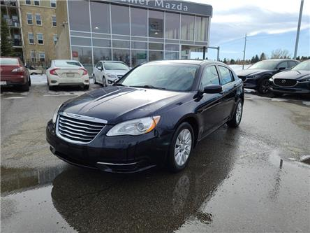 2012 Chrysler 200 LX (Stk: K8123AAA) in Calgary - Image 1 of 17