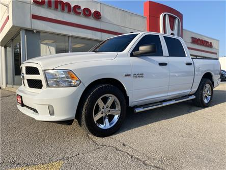 2017 RAM 1500 ST (Stk: -) in Simcoe - Image 1 of 24