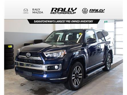 2018 Toyota 4Runner SR5 (Stk: V1434) in Prince Albert - Image 1 of 17