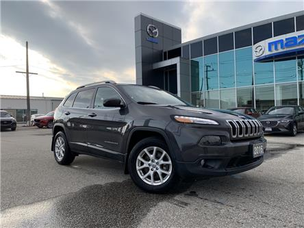 2016 Jeep Cherokee North (Stk: UM2555) in Chatham - Image 1 of 21