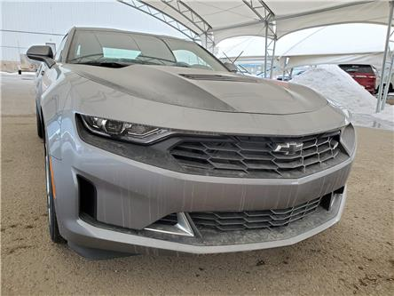 2021 Chevrolet Camaro 1LT (Stk: 186590) in AIRDRIE - Image 1 of 31