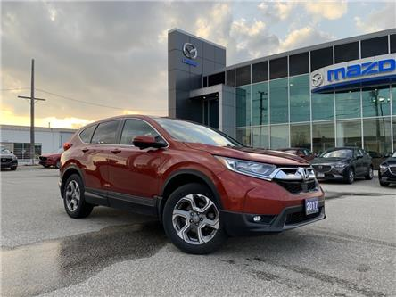2017 Honda CR-V EX-L (Stk: UM2563) in Chatham - Image 1 of 21