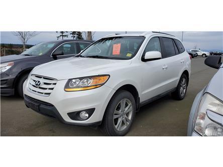 2011 Hyundai Santa Fe GL 2.4 Premium (Stk: MUR2018B) in Courtenay - Image 1 of 2