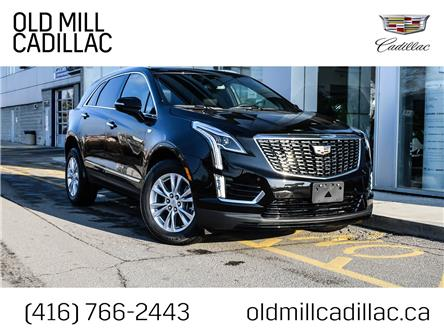 2021 Cadillac XT5 Luxury (Stk: MZ122559) in Toronto - Image 1 of 20