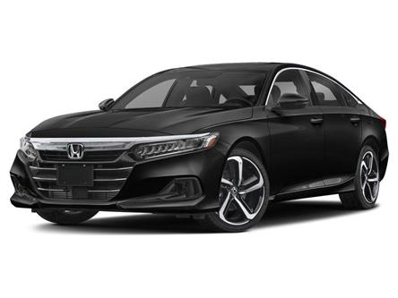 2021 Honda Accord Sport 2.0T (Stk: N5829) in Niagara Falls - Image 1 of 9