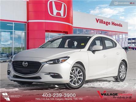 2018 Mazda Mazda3 Sport  (Stk: SL0092A) in Calgary - Image 1 of 27