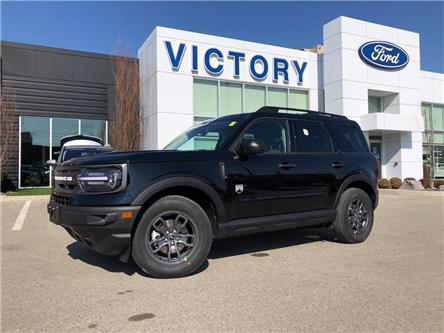 2021 Ford Bronco Sport Big Bend (Stk: VBS20063) in Chatham - Image 1 of 17