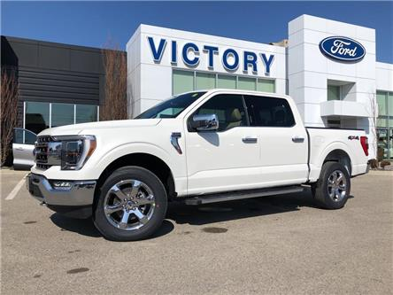 2021 Ford F-150 Lariat (Stk: VFF20108) in Chatham - Image 1 of 16
