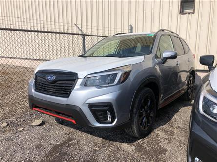 2021 Subaru Forester Sport (Stk: S5807) in St.Catharines - Image 1 of 3