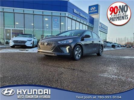 2017 Hyundai Ioniq Hybrid Limited (Stk: 10035A) in Edmonton - Image 1 of 16