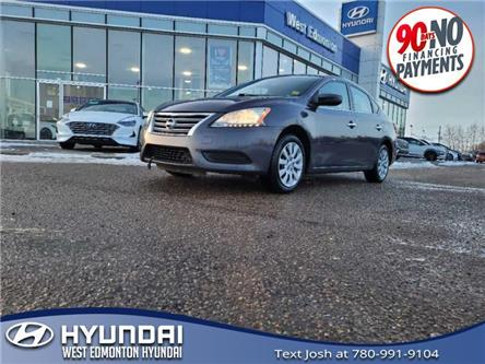 2015 Nissan Sentra 1.8 S (Stk: 11634A) in Edmonton - Image 1 of 15