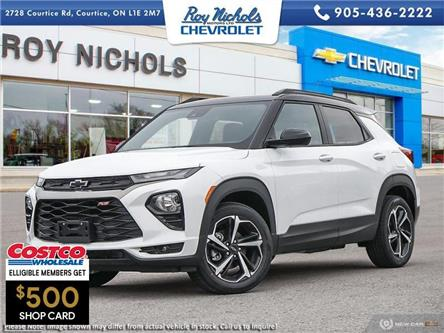 2021 Chevrolet TrailBlazer RS (Stk: X291) in Courtice - Image 1 of 23