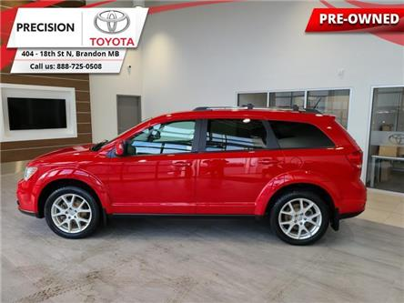 2013 Dodge Journey SXT (Stk: 202832) in Brandon - Image 1 of 28