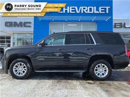 2020 GMC Yukon SLE (Stk: PS21-005) in Parry Sound - Image 1 of 21