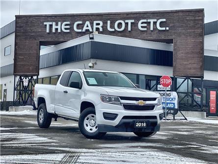 2016 Chevrolet Colorado WT (Stk: 20295) in Sudbury - Image 1 of 23
