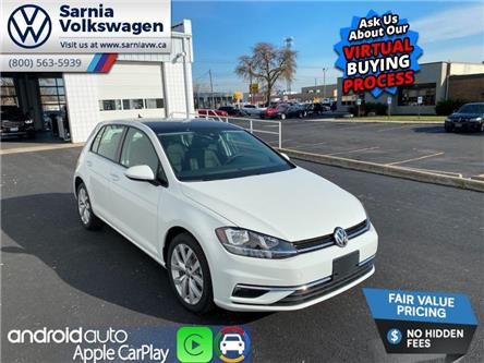 2021 Volkswagen Golf Highline (Stk: V2118) in Sarnia - Image 1 of 23