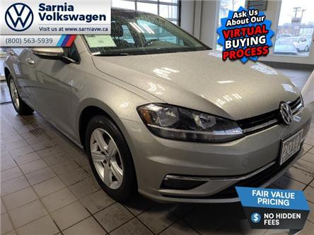 2019 Volkswagen Golf 1.4 TSI Highline (Stk: VU1087) in Sarnia - Image 1 of 22
