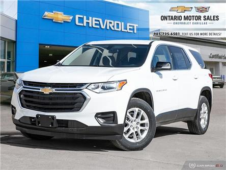 2021 Chevrolet Traverse LS (Stk: T1172248) in Oshawa - Image 1 of 18