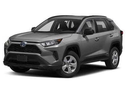 2021 Toyota RAV4 Hybrid LE (Stk: N21180) in Timmins - Image 1 of 9
