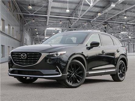 2021 Mazda CX-9 Kuro Edition (Stk: 21-0064) in Ajax - Image 1 of 22