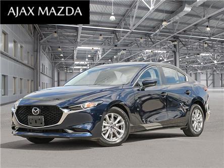 2020 Mazda Mazda3 GS (Stk: 20-1266) in Ajax - Image 1 of 23