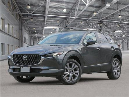 2021 Mazda CX-30 GS (Stk: 21-0040) in Ajax - Image 1 of 23
