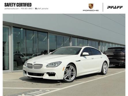 2015 BMW 650i xDrive Gran Coupe (Stk: U8735A) in Vaughan - Image 1 of 22