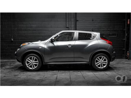 2014 Nissan Juke SV (Stk: CT21-83) in Kingston - Image 1 of 38