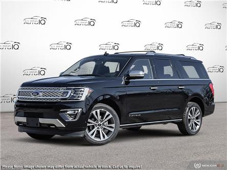 2021 Ford Expedition Max Platinum (Stk: 21L0740) in Kitchener - Image 1 of 23