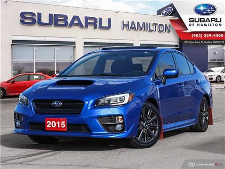 2015 Subaru WRX Sport Package (Stk: S8784A) in Hamilton - Image 1 of 29