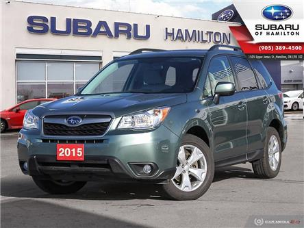 2015 Subaru Forester 2.5i Convenience Package (Stk: S8775A) in Hamilton - Image 1 of 29