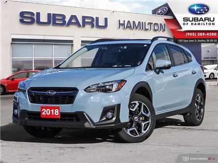 2018 Subaru Crosstrek Limited (Stk: U1662) in Hamilton - Image 1 of 29