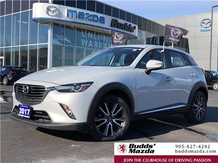 2017 Mazda CX-3 GT (Stk: 17277A) in Oakville - Image 1 of 19