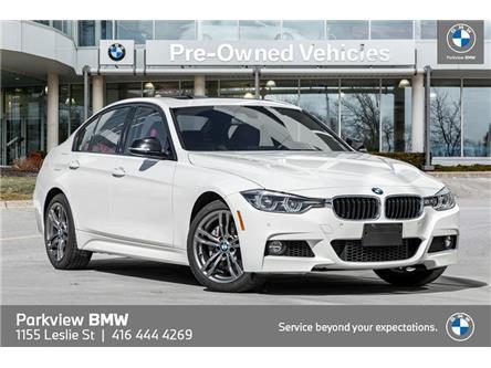 2018 BMW 340i xDrive (Stk: 303322A) in Toronto - Image 1 of 22