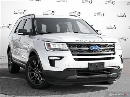 2018 Ford Explorer XLT (Stk: P5934) in Oakville - Image 1 of 27