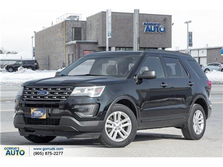 2016 Ford Explorer Base (Stk: C73986) in Milton - Image 1 of 21