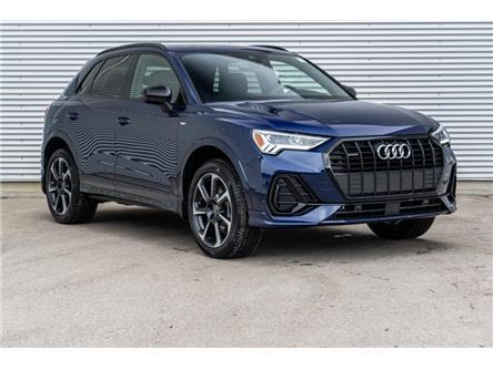 2021 Audi Q3 45 Progressiv (Stk: N5842) in Calgary - Image 1 of 19