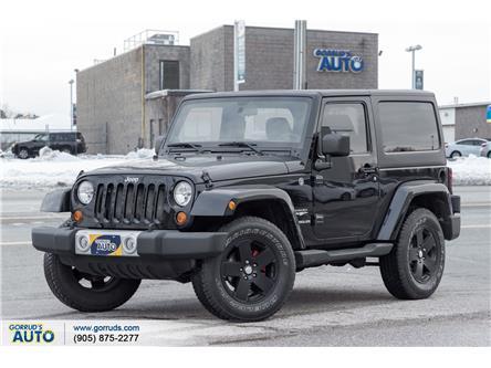 2011 Jeep Wrangler Sahara (Stk: 592686) in Milton - Image 1 of 18