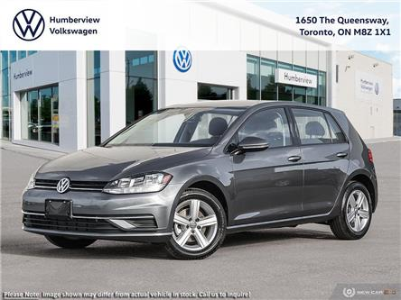 2021 Volkswagen Golf Comfortline (Stk: 98387) in Toronto - Image 1 of 23
